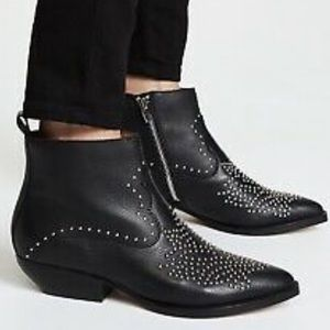 NEW! Dolce Vita Uma studded ankle boot 8.5